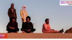 فرقة امرهان الجزائريّة حملت موسيقى الطوارق إلى كندا/فيسبوك/ Festival Nuits d'Afrique