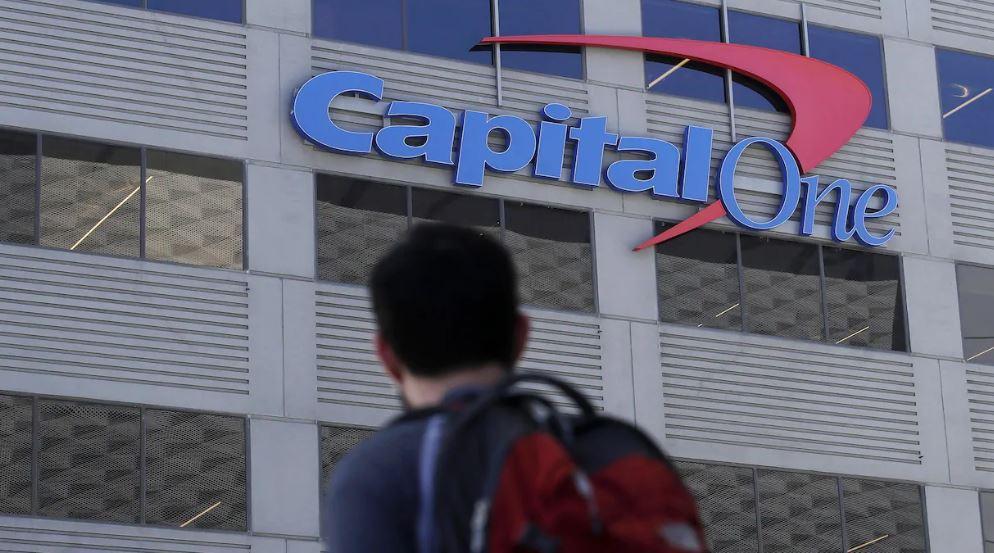 مصرف كابيتال وان كان عرضة أيضا لأعمال قرصنة بيانات مما زاد الريبة والحذر/أسوشييتدبرس