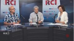 أسرة القسم العربي في برنامج بلا حدود في 05-07-2019/RCI