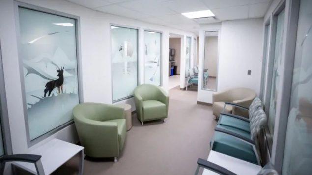 مركز الطوارئ للصحّة العقليّة والادمان هو الأوّل من نوعه في بريتيش كولومبيا/Ben Nelms/ Radio-Canada