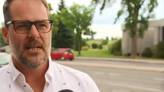 ألكسندر بولريس ، نائب عن الحزب الديمقراطي الجديد - Radio Canada