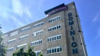 مبنى دومينيون في شارلوتاون حيث يقع مقرّ المكتبة العامّة الجديدة في شارلوتاون/Tom Steepe/CBC
