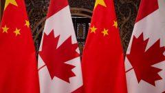 السفير الصيني في اوتاوا حذّر كندا من التدخّل في شؤون هونغ كونغ/Fred Dufour/Reuters
