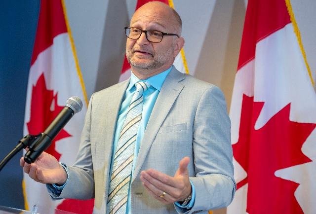 ديفيد لاميتي، وزير العدل الكندي - The Canadian Press / Ryan Remiorz