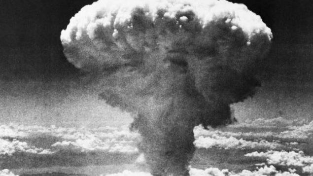 ألقت الولايات المتحدة الأمريكية قنبلة ذرية على مدينة هيروشيما في اليابان في 6 أغسطس آب 1945 - The Associated Press