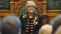 نائبة الحاكم العام في مقاطعة نيوبرنزويك جوسلين روا فيينو توفيت بعد صراع مع السرطان/Nicolas Steinbach/ Radio-Canada