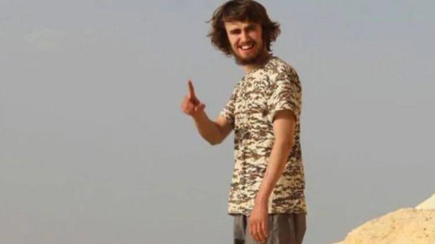الكندي جاك ليتس المعروف بالجهادي جاك يتوسّل الحكومة الكنديّة أن تعيده إلى كندا/Facebook
