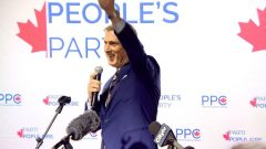 ماكسيم بيرنييه، زعيم حزب الشعب في كندا - Radio Canada