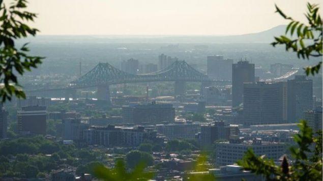 تأمل مدينة مونتريال في خفض الانبعاثات وتحقيق محايدة الكربون عام 2050/Simon-Marc Charron/ Radio-Canada