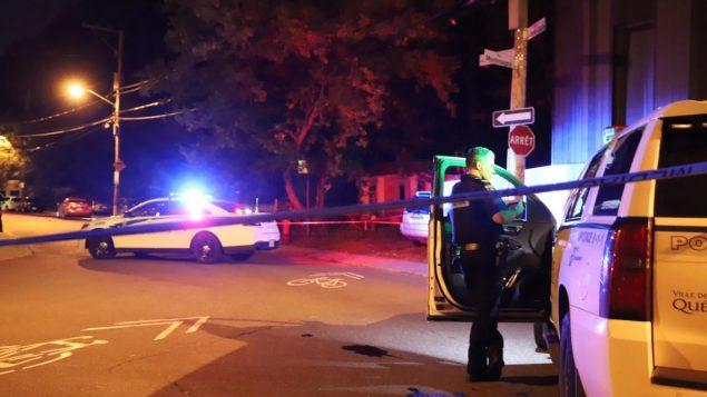 شرطة كيبيك ألقت القبض على فرج حجّ مسعود المشتبه بأنّه أحرق طليقته/ Guillaume Croteau-Langevin/ Radio-Canada