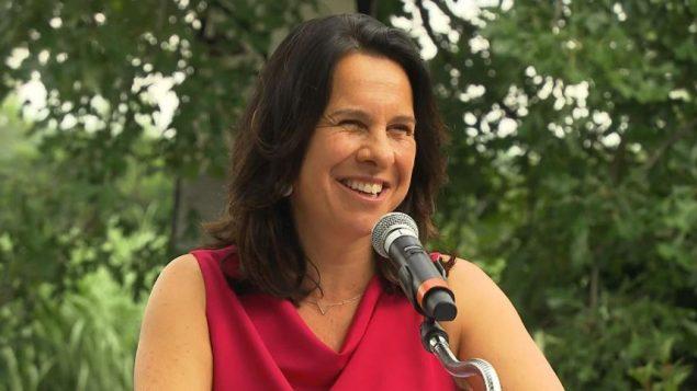 فاليري بلانت، عمدة مونتريال - Radio Canada