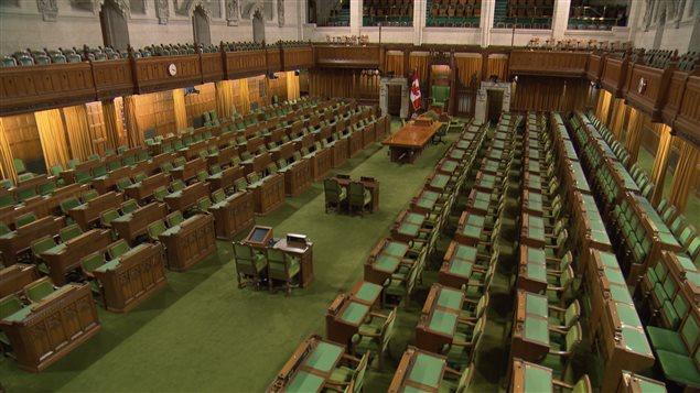 يختار الناخبون 338 عضوا لمجلس العموم الكندي في الانتخابات التي تجري في 21 تشرين الأوّل أكتوبر 2019/Radio-Canada