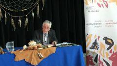 جاك فيان، مفوض لجنة التحقيق حول العلاقات بين السكان الأصليين وبعض الخدمات العامة في كيبيك - Thomas Deshaies / Radio Canada