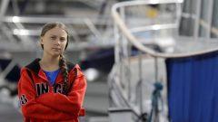 الناشطة البيئية الشابة غريتا تونبرغ - ASSOCIATED PRESS / KIRSTY WIGGLESWORTH
