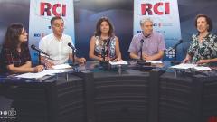 أسرة القسم العربي وضيفتنا نسرين اليحيا رئيسة اللجنة الاستشاريّة حول المهاجرين في 20-09-2019/RCI