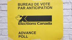 نُظّم التصويت المبكّر بين 11 و14 أكتوبر تشرين الأول - Photo : Samir Bendjafer