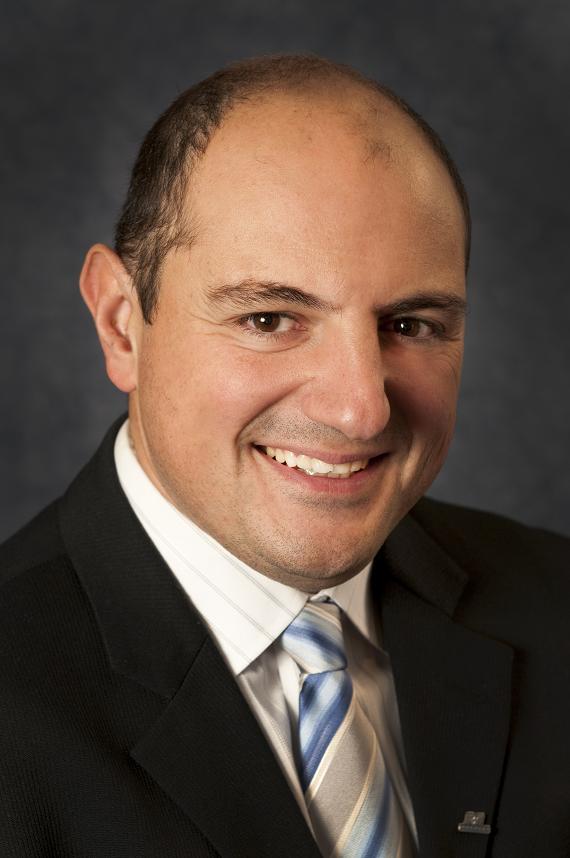 شارل أبو خالد رئيس غرفة التجارة الكنديّة اللبنانيّة يقول إنّ عنصر الشباب حاضر وفاعل في الغرفة/CCICL