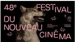 الذئب شعار مهرجان السينما الجديدة في مونتريال الذي على ما يبدو أخذ رسميا مكان مهرجان أفلام العالم في المدينة الكوسموبوليتية الذي أعلن العام الماضي في نسخته الـ 42 بأنه لن يطّل هذه السنة وسينحجب عن جمهوره/مهرجان السينما الجديدة/Communications Mingo Two