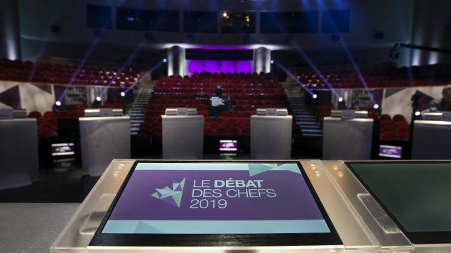 يشارك، الليلة، من الساعة الثامنة إلى العاشرة، زعماء 6 أحزاب فدرالية كندية في مناظرة الزعماء باللغة الفرنسية - Ivanoh Demers / Radio Canada