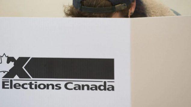 التصويت المبكّر في الانتخابات التشريعيّة خيار متوفّر للناخب الكندي/Graham Hughes/PC