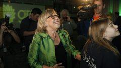 إليزابيث ماي، زعيمة حزب الخضر - The Canadian Press / Chad Hipolito