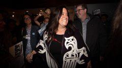 جودي ويلسون-ريبولد، الليبرالية السابقة - / CBC Maggie McPherson