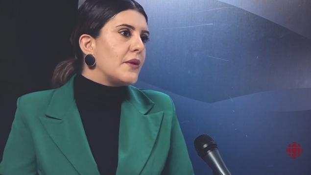 لينا التازي مستشارة اكتساب المهارات في شركة التوظيف aeeplacement في 11-10-2019/RCI