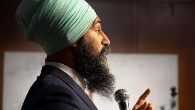 أبناء الجالية الكنديّة الهنديّة في برمبتون في أونتاريو يتارجحون في حيارهم الانتخابي بين مرشّحي الحزب الديمقراطي الجديد بزعامة جاغميت سينغ و الحزب الليبرالي بزعامة جوستان ترودو/ Charles Contant/ Radio-Canada