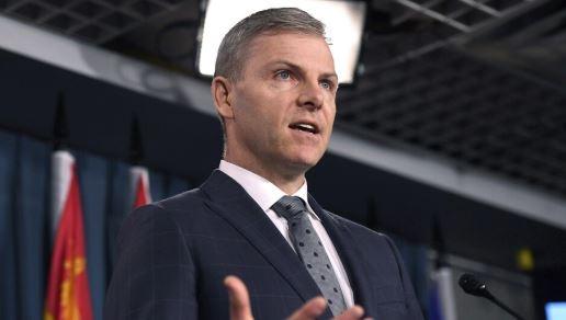 تيم ماكميلان، رئيس الجمعية الكندية لمنتجي النفط -  The Canadian Press / Justin Tang