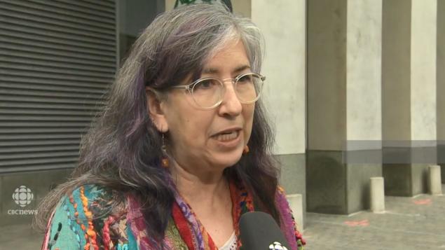 شيري إيكن عضو مجلس اللجوء الكندي اعتبرت أنّ الولايات المتّحدة لم تعد بلدا آمنا للاجئين/CBC/هيئة الاذاعة الكنديّة