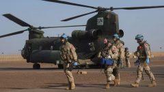 انتهت المهمة الكندية لحفظ السلام في مالي في سبتمبر أيلول الماضي - The Canadian Press / Adrian Wyld