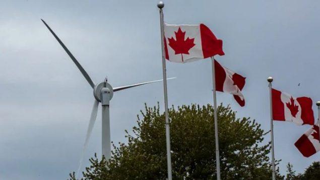 طلبت الحكومة الكندية من المقاطعات الاعتماد بشكل أكبر على مصادر الطاقة الخضراء - David Donnelly / CBC