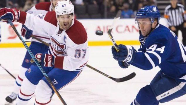 رياضة الهوكي هي الرياضة الأكثر صعبية في كندا - File / The Canadian Press