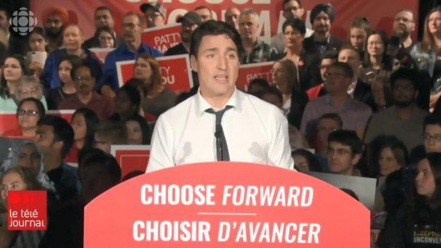 رئيس الحكومة الكندية، جوستان ترودو - Radio Canada