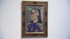 """لوحة """"المرأة ذات القبعة"""" للرسام بابلو بيكاسو مؤرخة في 13 يونيو حزيران 1941 - Radio Canada / Yanjun Li"""