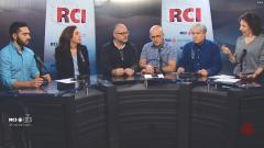 أسرة القسم العربي و ضيوف الحلقة في 08-11-2019/RCI