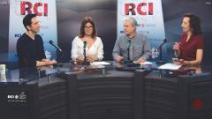أسرة القسم العربي وضيف الحلقة الفنّان مات مارديني في 15-11-2019/RCI