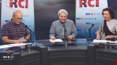 أسرة القسم العربي في برنامج بلا حدود في 29-11-2019/RCI