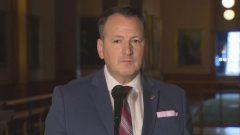 غريغ ريكفورد وزير الطاقة في مقاطعة أونتاريو/Rado-Canada