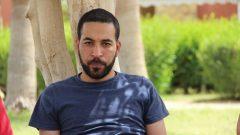 تم الإفراج عن شادي زلط قرب القاهرة بعد ما يقارب اليومين - Photo : Mada Masr via AP