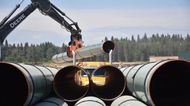 التحوّل نحو اقتصاد منخفض الكربون يترك مضاعفات على قطاع النفط والغاز/Terry Reith/CBC/هيئة الاذاعة الكنديّة'