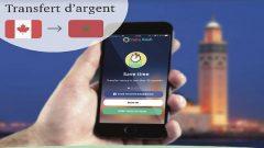 """خاصية خدمة """"يالّا كاش"""" هي أنها تعتمد على العالم الإفتراضي 100% حيث ليس لها فروع. وتستخدم فقط تطبيق الهاتف المحمول للإرسال. ويتم استقبال الأموال في واحدة من 2500 نقطة أو وكالة تغطي كامل التراب المغربي. -Photo : Yalla Xash"""