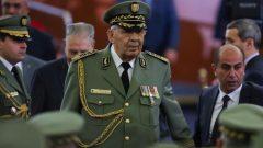 أحمد قايد صالح (1940-2019) - Reuters / Ramzi Boudina