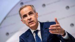 الكندي مارك كارني حاكم مصرف انكلترا في 01-07-2019/Chris J Ratcliffe/Pool Photo via A