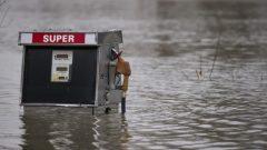اجتاحت الفيضانات عام 2019 العديد من أنحاء كندا/Ivanoh Demers/Radio-Canada