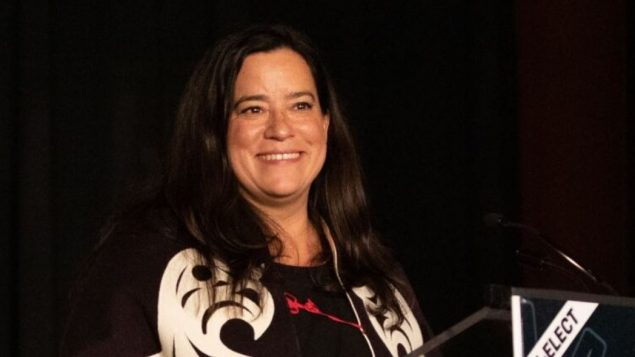 الوزيرة السابقة وعضو مجلس العموم حاليّا جودي ولسون رايبولد/CBC/هيئة الاذاعة الكنديّة