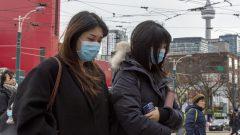 تم تأكيد ثلاث حالات من الإصابة بفيروس كورونا في كندا في تورونتو وفانكوفر - The Canadian Press / Frank Gunn