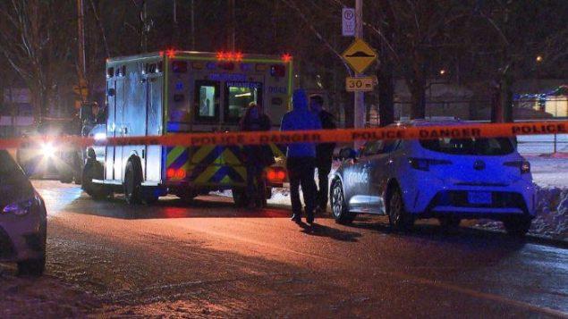 تطلب شرطة لافال من أي شخص لديه معلومات عن الأحداث الاتصال بها - Radio Canada