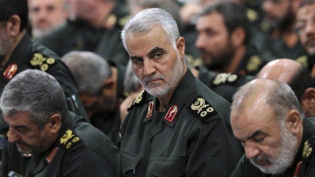 قاسم سليماني في طهران سنة 2016 - The Associated Press / Enei. Ir