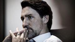 نشر الإثنين الماضي، آدم سكوتي، المصوّر الرسمي لرئيس الحكومة الكندية، هذه الصورة لجوستان ترودو على حساب آدم سكوتي على حسابه على موقع انستغرام - Adam Scotti/Instagram